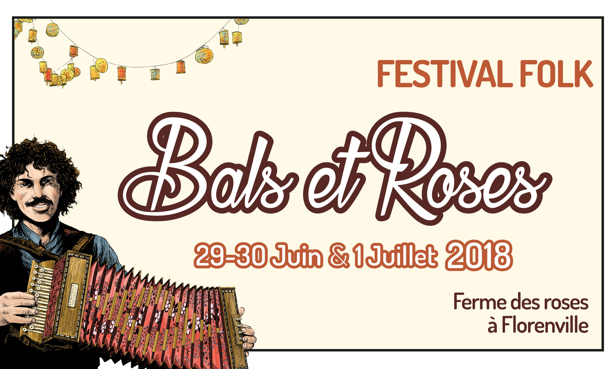 Festival Bals et Roses